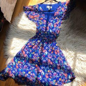 NWOT! Anthropologie Moulinette Soeurs Wrap Dress